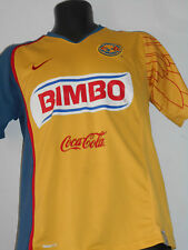 Club America (Mexico) Home Football Shirt Jersey (2007/2008) small men's #384
