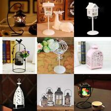 Various Tealight Votive Candle Holder Candlesticks Lantern Wedding Home Decor