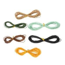 Bracelets Necklace Waxed Cotton Cord String Jewlery Making Rope Mixed Color