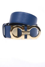 Salvatore Ferragamo Belt % Leather MADE IN ITALY Woman Blacks 23A564658079-