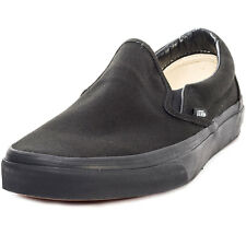 Vans Classic Slip-on Unisex Slip On Black Black New Shoes