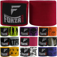 """Forza MMA 180"""" Mexican Style Boxing Handwraps - 10-Pack"""