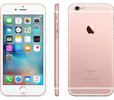 "APPLE IPHONE 6 6S Plus "" FACTORY UNLOCKED "" 16 64 128GB Rose Gold Smartphone A+/"