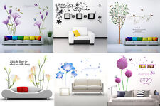 Creative Flower tree Home room Decor Removable DIY Wall Sticker Decal Decoration