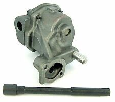 SB Chevy Melling M55HV High Volume Oil Pump and Shaft