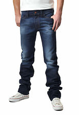 Diesel Jeans Safado 74W Regular Slim Fit Straight Leg 0074W