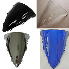New Double Bubble For Yamaha YZF-R6 2003-2005 2004 YZF R6S 2006-2009 Windscreen