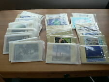 Royal Mail PHQ Stamp Cards - Sold Individually in Sets, 2003, 2004, 2005, Mint