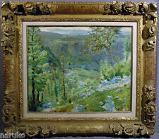 FABULOUS LANDSCAPE OIL PAINTING BY ANDRE DERAIN WELL LISTED