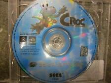 Croc: Legend of the Gobbos (Sega Saturn, 1998) *Used - Disc Only*