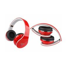 Wireless Bluetooth Hands-fredd Headphone Foldable Headsets Support FM Radio