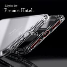 For iPhone 6 7 6S+ Case Transparent Crystal Clear Case Gel TPU Soft Cover Skin