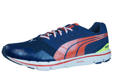 Puma Faas 500 V2 Mens Running Sneakers / Sports Shoes - Blue