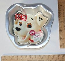 Wilton 101 Dalmations - SINGLES - Single Metal Cake Pan with Insert