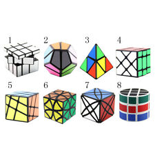 ABS Ultra-smooth Professional Speed Cube Twist Puzzle Toys for Children Adult