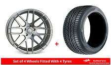 "Alloy Wheels & Tyres 18"" Cades Artemis For Mercedes C-Class [W203] 00-07"
