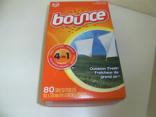 Bounce   Fabric Softener Dryer Sheets 34/80/105 count Tumble Dryer Sheets