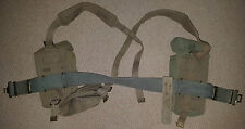'37 Pattern Webbing all WW2 dated Suit D-Day onwards impression