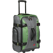 "Athalon Hybrid Travelers Carry-On Luggage - 21"" 6 Colors Softside Carry-On NEW"