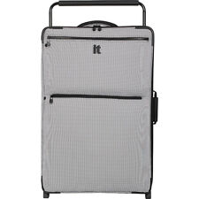 it luggage Worlds Lightest Los Angeles 2 Wheel 32.5 Softside Checked NEW