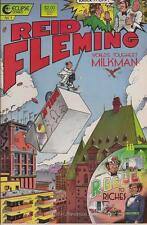 Reid Fleming, World's Toughest Milkman #1 (2nd) VF/NM Eclipse - save on shipping