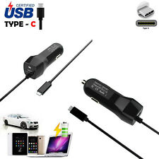 Universal USB 3.1 Type C Car Charger Type C Phone Car-charger Adapter 5V/2.1A