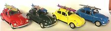 Diecast Model Toy Volkswagon Beetle Hardtop Car Scale 1:38 Cars VW BUG Metal