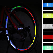 Mountain bike Bicycle Decals Wheel Rim Reflective Stickers Car Stickers