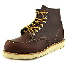 Red Wing Shoes 6-Inch Moc Toe Lug  Moc Boot 5111