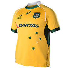 Wallabies 2014/15 Onfield Jersey Size S - 3XL **SALE PRICE**