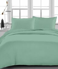 Moss Solid 100% Egyptian Cotton 1000 TC 35 Cm Drop 6 PCs Sheet Set