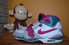 NEW NIKE AIR TRAINER SC II SZ 9 - 10.5 White/Magenta/Grey 443575-106 bo jackson