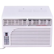House Modern 6000/8000/10000 BTU Compact 115V Window-Mounted Air Conditioner RC
