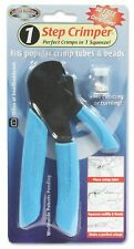Bead Buddy 1 Step Crimper Jewelry Craft Bead Stringing Crimping Wire Tool
