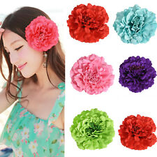 Flower Headband Hair Pins Accessories Headpiece Brooch Party Clips New