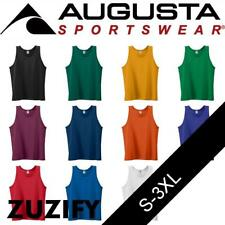 Augusta Sportswear Solid Cotton Blend Tank Top. 180