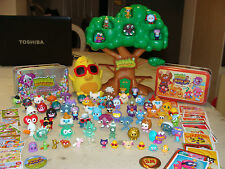 Moshi Monsters Tree House Rare Moshlings Gold Trading Cards Series 1 2 4 & 5