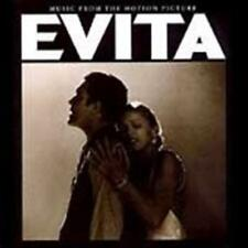 MADONNA/ANDREW LLOYD WEBBER (COMPOSER) - EVITA [MOTION PICTURE MUSIC SOUNDTRACK]