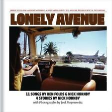 NICK HORNBY/BEN FOLDS - LONELY AVENUE [DELUXE EDITION] [PA] USED - VERY GOOD CD