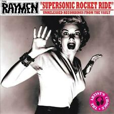 THE RAYMEN - SUPERSONIC ROCKETRIDE: UNRELEASED RECORDINGS FROM THE VAULT NEW CD