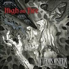 HIGH ON FIRE - DE VERMIS MYSTERIIS NEW CD
