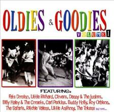 VARIOUS ARTISTS - OLDIES & GOODIES, VOL. 1 USED - VERY GOOD CD