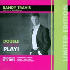 RANDY TRAVIS (COUNTRY) - THREE WOODEN CROSSES/SONGS OF THE SEASON NEW CD