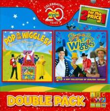 THE WIGGLES - POP GO THE WIGGLES!/SING A SONG OF WIGGLES NEW CD