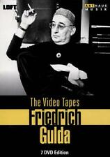 FRIEDRICH GULDA: THE VIDEO TAPES USED - VERY GOOD DVD