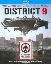 DISTRICT 9 USED - VERY GOOD BLU-RAY