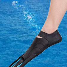 2x Scuba Diving Snorkeling Rubber Fin Keepers Holder Y-Shape Strap Tackle Black