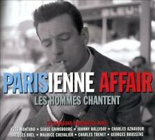 VARIOUS ARTISTS - PARISIENNE AFFAIR: LES HOMMES CHANTENT USED - VERY GOOD CD