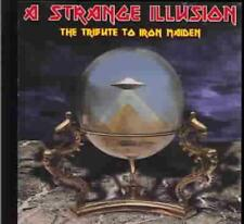 VARIOUS ARTISTS - A STRANGE ILLUSION: TRIBUTE TO IRON MAIDEN NEW CD