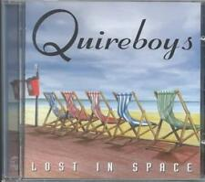 QUIREBOYS (LONDON QUIREBOYS) - LOST IN SPACE NEW CD